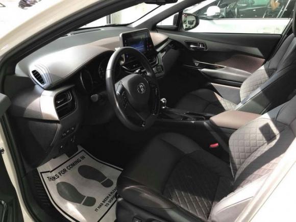 Toyota C-HR về Việt Nam với giá gần 1,8 tỷ đồng - 4