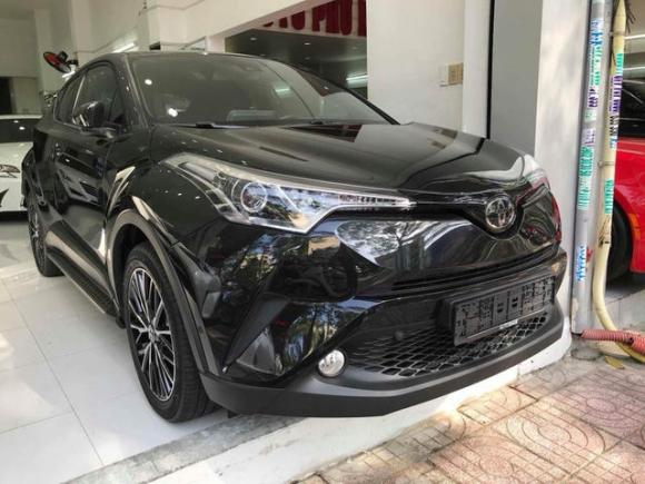Toyota C-HR về Việt Nam với giá gần 1,8 tỷ đồng - 1