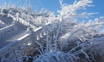 Giá rét nhất từ đầu đông, Hà Nội dưới 9 độ C, Mẫu Sơn có thể xuống -1 độ C