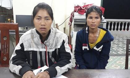 Bắt 2 đối tượng lừa bán thiếu nữ sang Trung Quốc với giá trung bình 30 triệu/ người