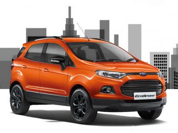 Xả hàng, Ford EcoSport giảm giá còn 500 triệu đồng - 1