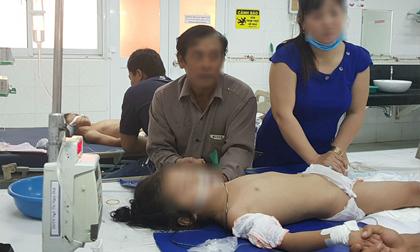 Khởi tố, bắt tạm giam người bố bỏ thuốc sâu vào sữa đầu độc 3 con nhỏ rồi tự tử