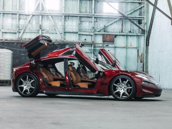 Siêu xe Fisker Emotion giá 2,9 tỷ đồng - 1
