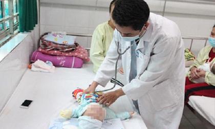 Hà Nội: Bệnh cúm mùa hoành hành, hàng trăm bệnh nhi phải nhập viện điều trị