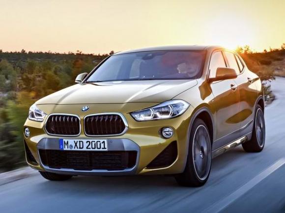 BMW X2 hoàn toàn mới có giá từ 900 triệu đồng - 1