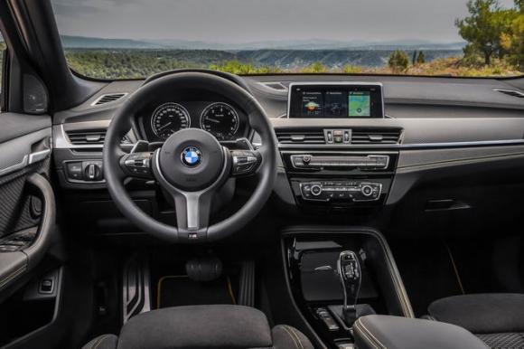 BMW X2 hoàn toàn mới có giá từ 900 triệu đồng - 3
