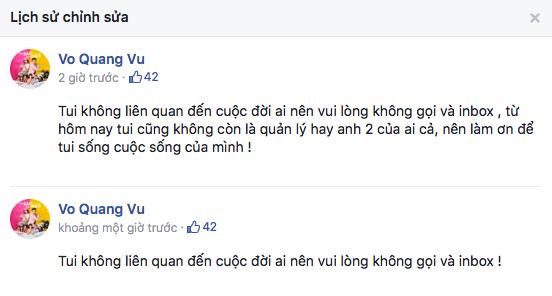 Trường Giang bị anh trai từ mặt sau khi công khai cầu hôn Nhã Phương - Ảnh 1.