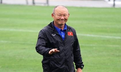 HLV Park Hang-seo ra mệnh lệnh sau khi U23 Việt Nam vào chung kết