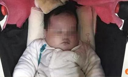 Bé 6 tháng tuổi bị bỏ rơi cùng bức thư: 'Nếu ở lại với chúng tôi, con bé sẽ chết'