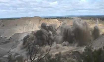 Hai người chết, 2 trọng thương vì nổ mìn ở Đắk Nông