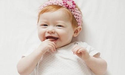 Bí quyết sinh con hay cười, mặt tươi như hoa, 10 người áp dụng 9 người thành công