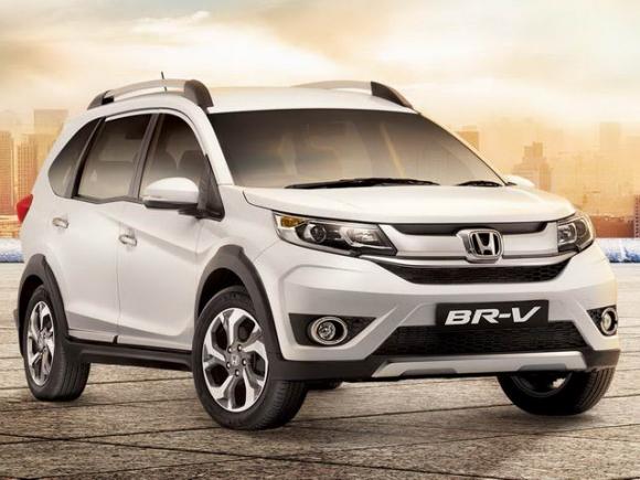 Xe 7 chỗ Honda BR-V có giá chỉ 450 triệu đồng - 1