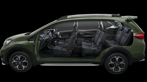 Xe 7 chỗ Honda BR-V có giá chỉ 450 triệu đồng - 2