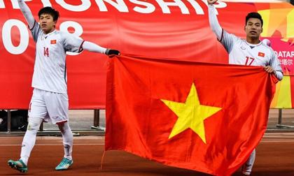 Cộng đồng mạng Trung Quốc ngưỡng mộ chiến thắng của U23 Việt Nam