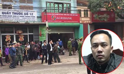 Đối tượng cướp ngân hàng ở Bắc Giang đã nhụt chí, bỏ về trước khi gây án