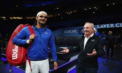 Federer đoạt 20 Grand Slam: Vua 184 danh hiệu cúi đầu nhường số 1