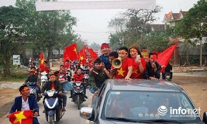 Nghệ An tổ chức lễ vinh danh các cầu thủ U23 Việt Nam trở về