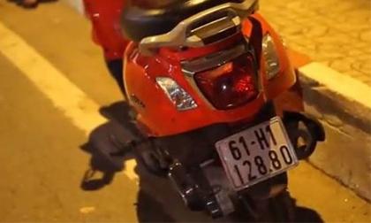 Truy tìm tung tích cô gái bỏ lại xe máy trên cầu, nhảy sông Sài Gòn tự tử