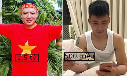 Lời hứa tặng U23 Việt Nam tiền tỷ của dàn sao giờ thế nào?