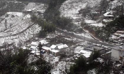 Dự báo thời tiết hôm nay 3/2: Băng tuyết có thể rơi trắng xoá