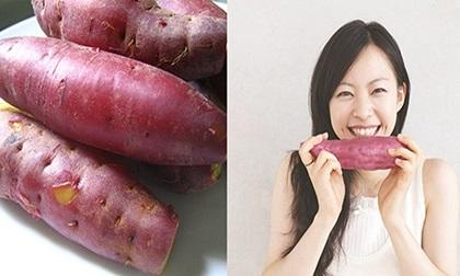 Ăn khoai lang thời điểm này sẽ tiêu diệt tận gốc rễ mầm ung thư cả đời chẳng lo mắc lại giảm cân nhanh