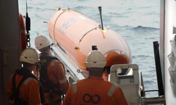 Điều lạ sau vụ tàu tìm kiếm MH370 cố ý