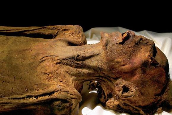Sự thật kinh ngạc về xác ướp la hét ở Ai Cập - 1