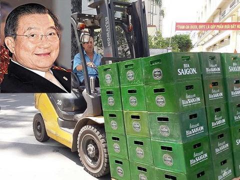 Gần 2 tháng sau khi thâu tóm Sabeco, tỷ phú Thái đang lỗ hơn 1,4 tỷ USD