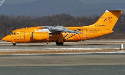 Vụ máy bay Nga rơi 71 người thiệt mạng: Rơi 112 m/giây