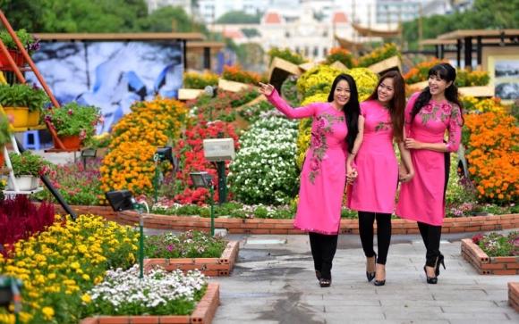 5 địa điểm chụp ảnh Tết đẹp nhất cho giới trẻ Sài thành - 2