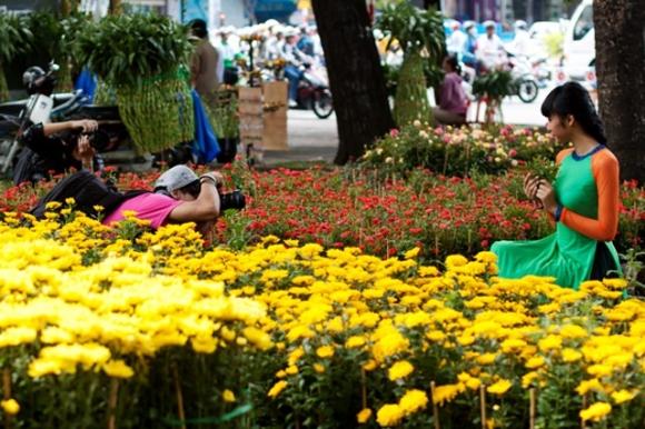 5 địa điểm chụp ảnh Tết đẹp nhất cho giới trẻ Sài thành - 6