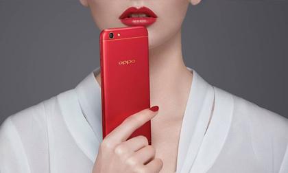 Chọn smartphone màu đỏ cho đầu năm may mắn