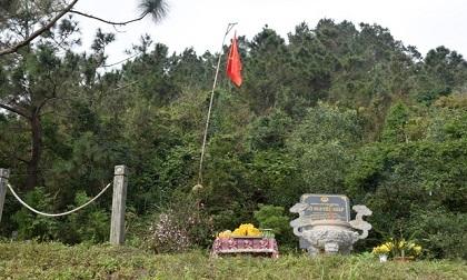 Hình ảnh cảm động ở khu mộ Đại tướng mùng 1 Tết