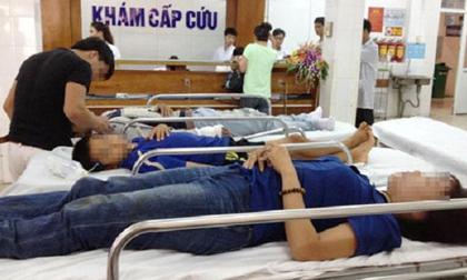 Hãi hùng với số ca đánh nhau phải nhập viện cấp cứu và tử vong trong dịp Tết Mậu Tuất