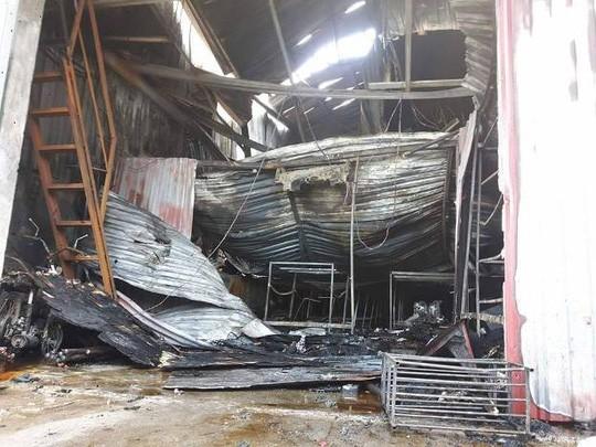 Đề nghị truy tố thợ hàn trong vụ cháy xưởng Socola 8 người chết - Ảnh 1.