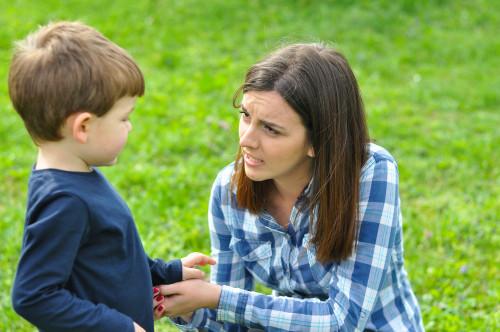 7 phương pháp loại bỏ tật nói bậy của trẻ - 1