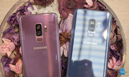 """Đánh giá nhanh Galaxy S9/Galaxy S9+: Xứng danh """"người hùng"""""""