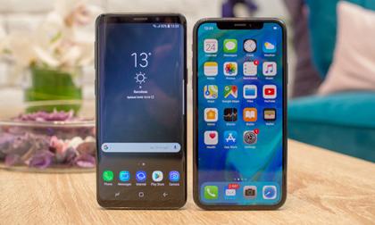 Galaxy S9 đọ dáng cùng iPhone X: Song long tranh bá