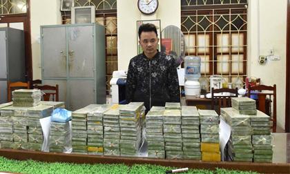 Ngỡ ngàng vì trùm đường dây ma túy 57 tỷ đồng giàu lên bất ngờ
