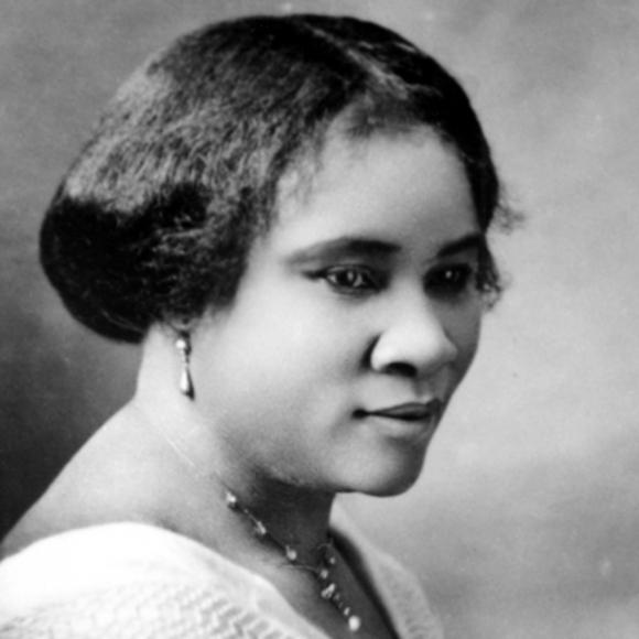 6 bài học từ nữ triệu phú tự thân da màu đầu tiên trong lịch sử của Mỹ - 1