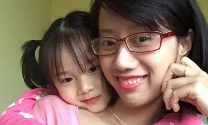 Mẹ bé gái 7 tuổi hiến giác mạc xúc động kể lại giây phút bên con lúc cuối đời