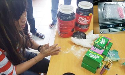 Phát hiện chiêu 'cực độc' chuyển ma túy từ nước ngoài vào Việt Nam
