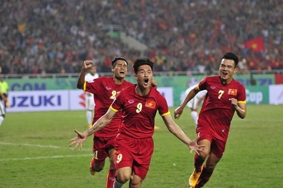 ĐT Việt Nam là hạt giống số 1 tại AFF Cup 2018