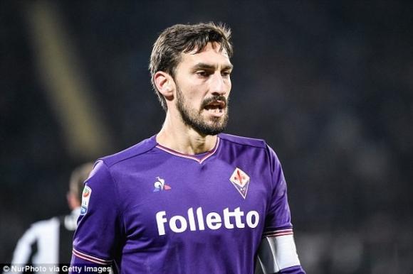 Sốc: Tuyển thủ Italy chết đột ngột ở tuổi 31 - Ảnh 1.