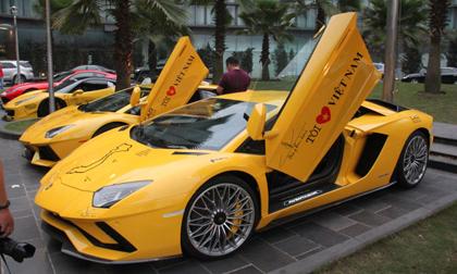 'Choáng' trước dàn xế triệu đô tham dự Car&Passion 2018