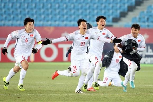 Cầu thủ U23 Việt Nam nào nhận thưởng khủng nhất? - Ảnh 1.
