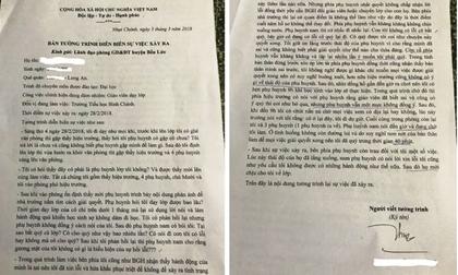 Nhân chứng vụ cô giáo quỳ xin lỗi: 'Quỳ 40 phút ông Thuận mới chịu'