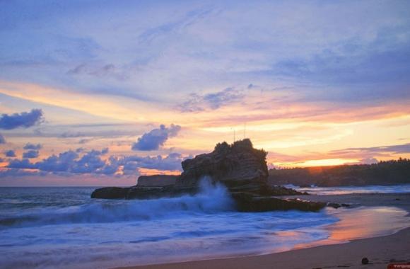 Không chỉ Bali trứ danh, Indonesia còn có những hòn đảo đẹp kinh ngạc thế này - 5