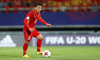 Quang Hải lên tiếng về thông tin sắp sang châu Âu chơi bóng
