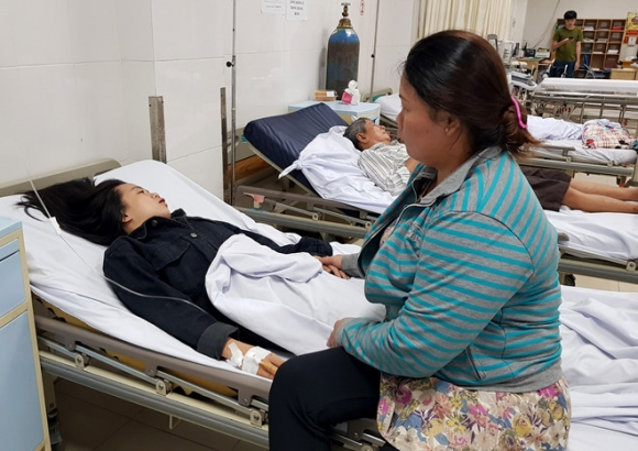Khởi tố tài xế xe ben tông nhiều người ở Sài Gòn